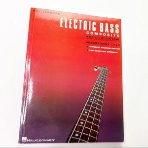 Vintage Electric Bass Book Hal Leonard Music